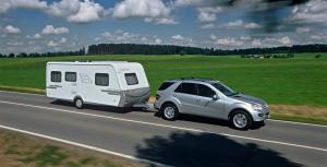 Towing-a-Caravan